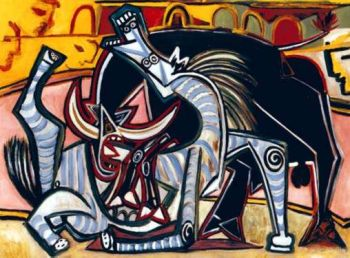 Picasso Bullfight